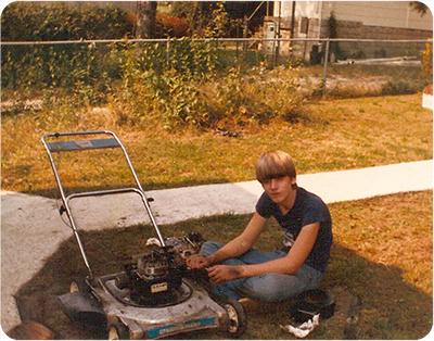 Mower Repair 1