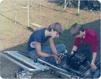 Mower Repair 3