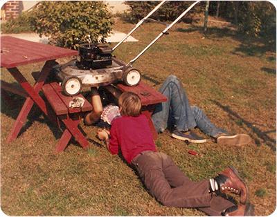 Mower Repair 5